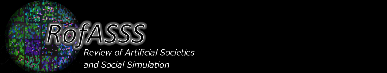 Review of Artificial Societies and Social Simulation